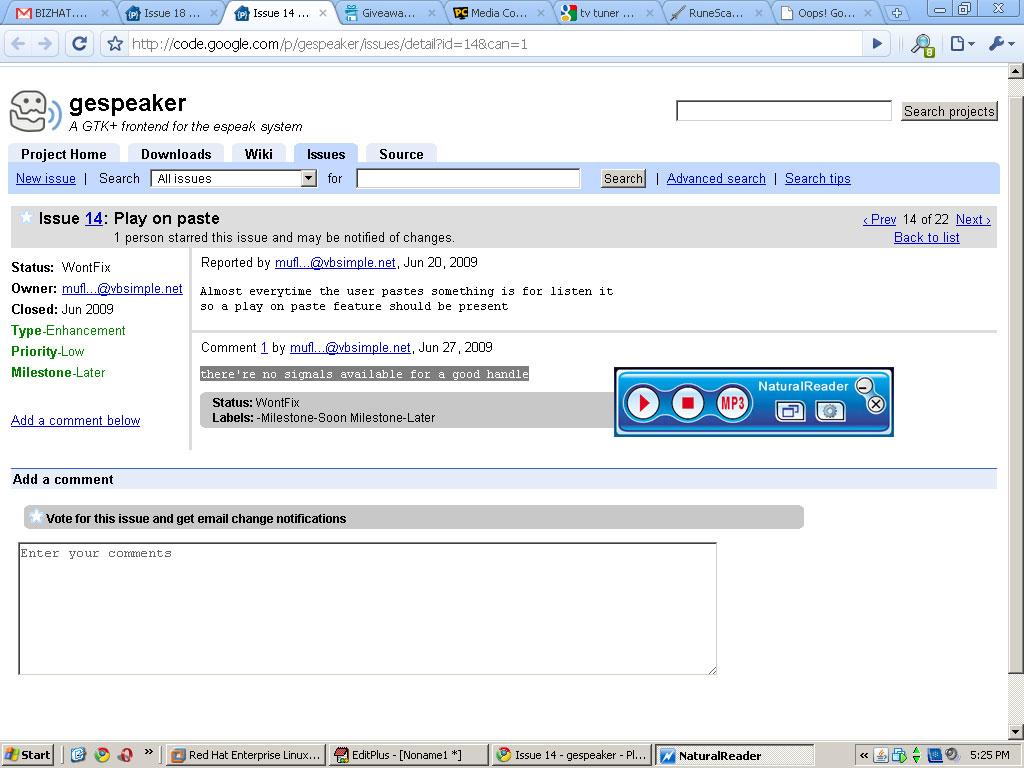Natural Reader Vs TextAloud | HostOnNet com
